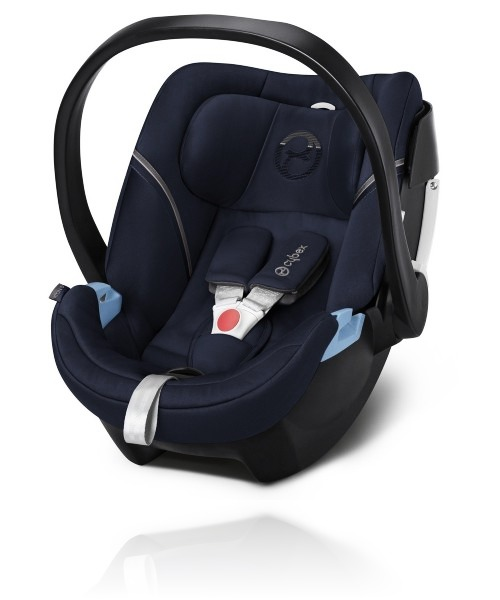 Cybex Aton 5 2017 цвет Midnight Blue