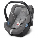 Cybex Aton 5 2017 цвет Manhattan Grey