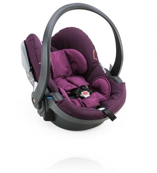 Stokke iZi Go Modular от BeSafe цвет Purple