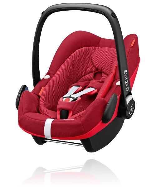 Maxi-Cosi Pebble Plus цвет Robin Red