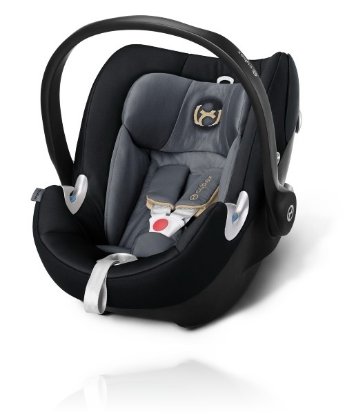 Cybex Aton Q (0-13kg) цвет Graphic Black