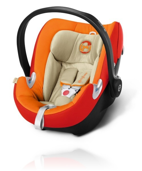 Cybex Aton Q (0-13kg) цвет Autumn Gold