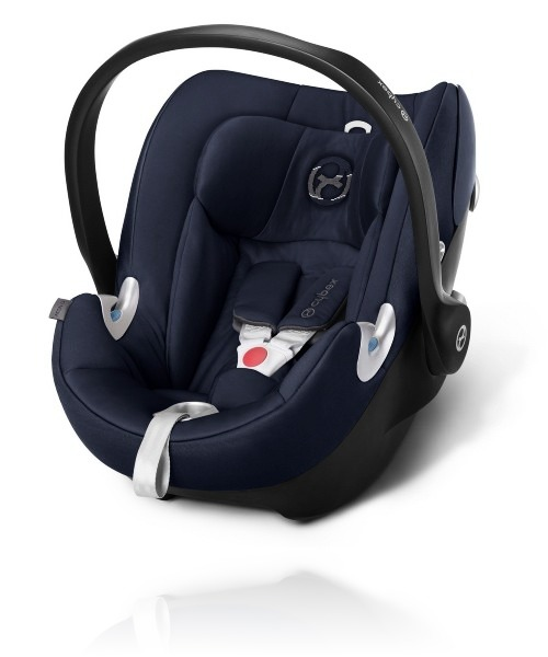 Cybex Aton Q (0-13kg) цвет Midnight Blue