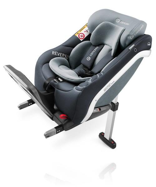 Concord Reverso Plus I-Size Isofix цвет Steel Grey
