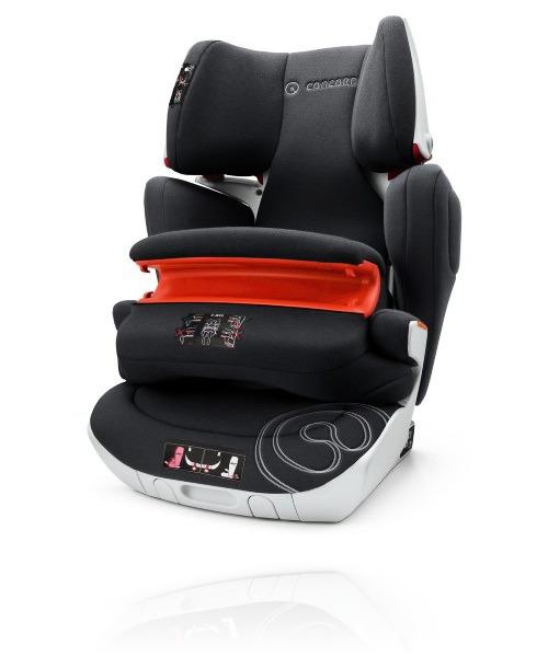 Concord Transformer Pro Isofix цвет Midnight Black