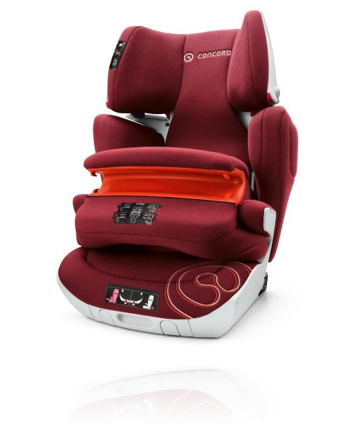 Concord Transformer Pro Isofix цвет Bordeaux Red