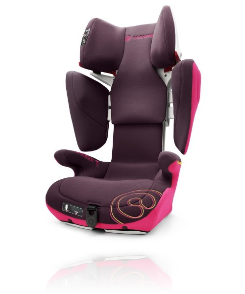 Concord Transformer T Isofix цвет Rose Pink