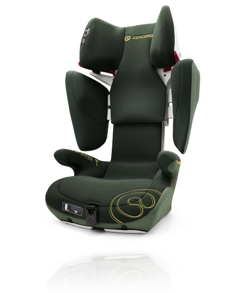 Concord Transformer T Isofix цвет Limited Jungle Green