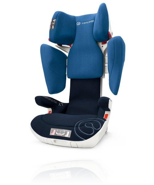 Concord Transformer XT Isofix цвет Ocean Blue