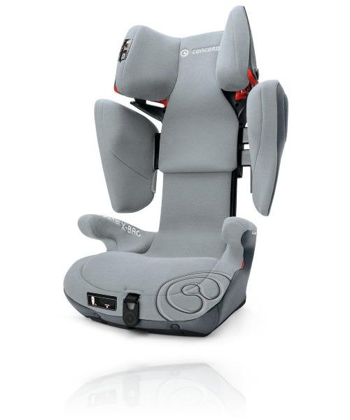 Concord Transformer X Bag Isofix цвет Graphite Grey