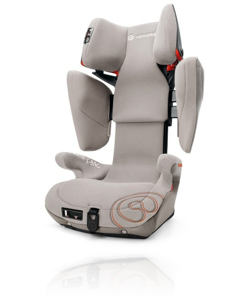 Concord Transformer X Bag Isofix цвет Cool Beige