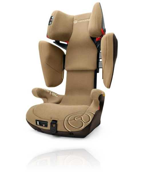 Concord Transformer X Bag Isofix цвет Walnut Brown