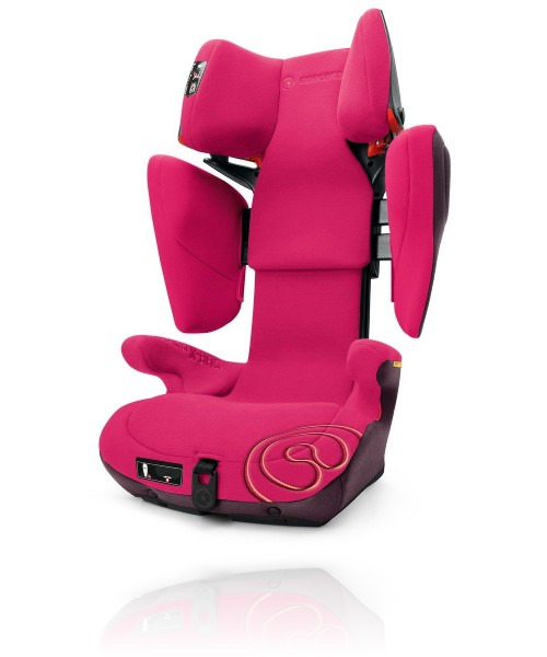 Concord Transformer X Bag Isofix цвет Rose Pink