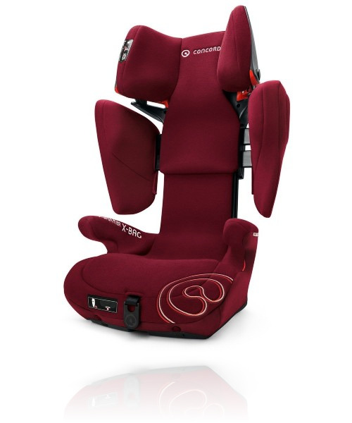 Concord Transformer X Bag Isofix цвет Bordeaux Red