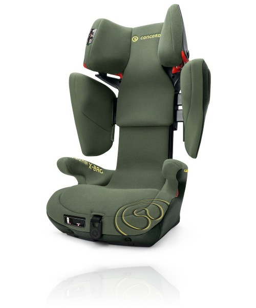 Concord Transformer X Bag Isofix цвет Limited Jungle Green