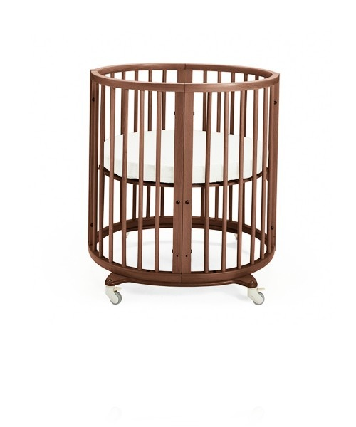 Stokke Sleepi Mini цвет Walnut Brown