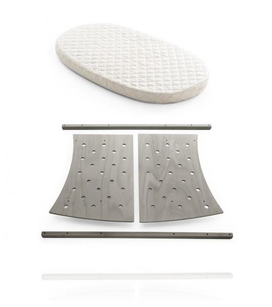 Комплект для кровати Stokke Sleepi Junior цвет Hazy Grey