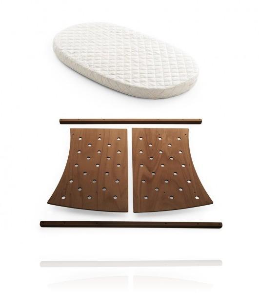 Комплект для кровати Stokke Sleepi Junior цвет Walnut Brown