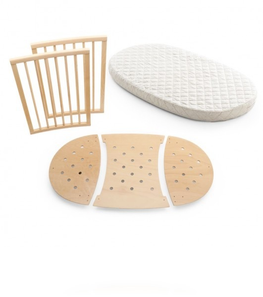 Комплект для кровати Stokke Sleepi цвет Naturale