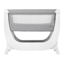 Ліжечко Shnuggle Air Bedside Crib колір Dove Grey