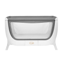 Набір для збільшення ліжка Shnuggle Air Bedside Crib колір Dove Grey