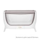 Набір для збільшення ліжка Shnuggle Air Bedside Crib колір Stone Grey