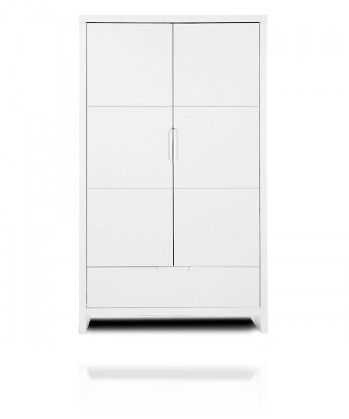 Шкаф Childhome QUADRO цвет WHITE
