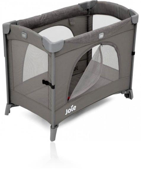 Манеж-кровать Joie Kubbie Sleep цвет Foggy Gray