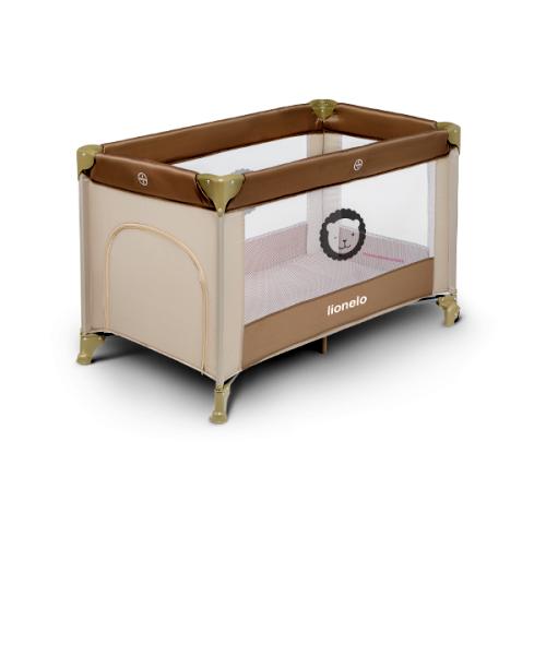 Кровать-манеж Lionelo Adriaa цвет CAPPUCINO