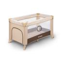 Кровать-манеж Lionelo Adriaa цвет BEIGE STRIPES