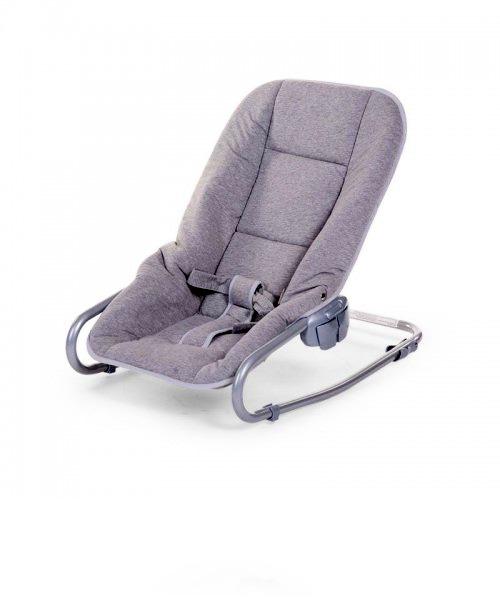 Шезлонг Childhome Jersey цвет Grey