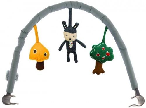 Дуга с игрушками для качалки Nuna Leaf/Leaf Curv/Leaf Grow
