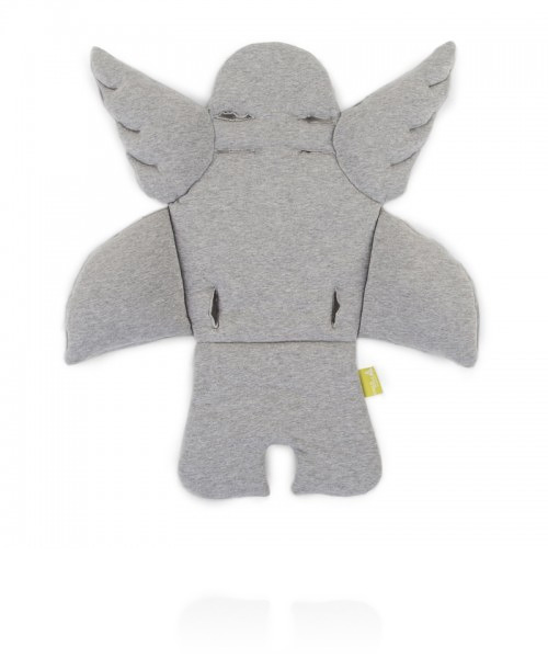 Подушка Child Wood Angel цвет Grey