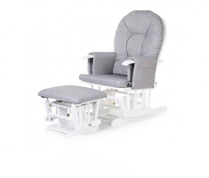 Кресло Childhome Gliding Chair Round цвет Grey