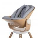 Подушка к стульчику Childhome Evolu NEWBORN цвет Jersey Grey