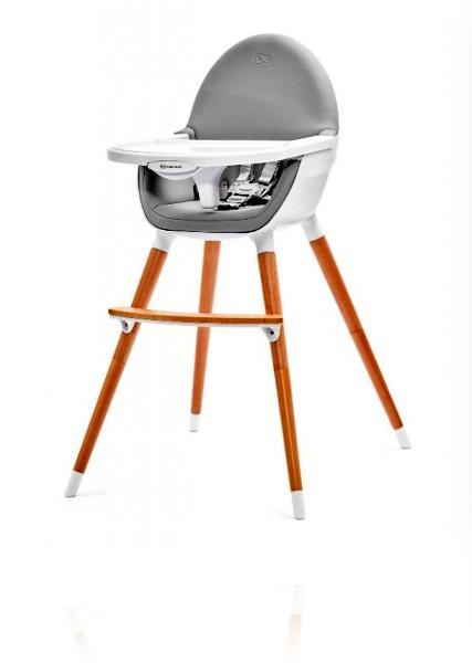 Крісло для годування Kinderkraft FINI колір Grey