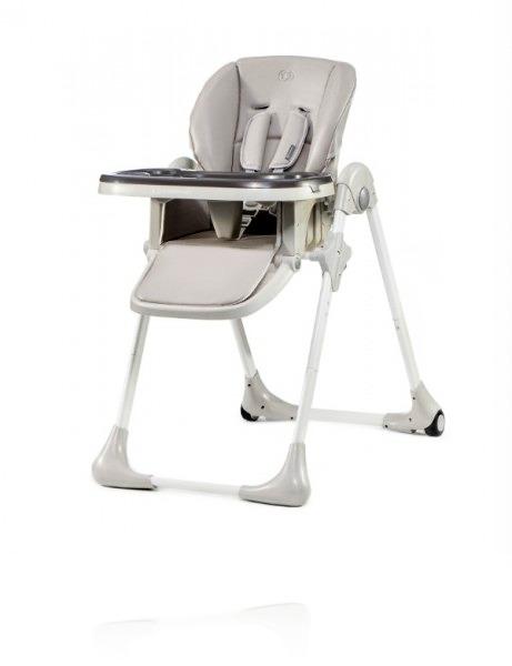Крісло для годування Kinderkraft YUMMY колір Grey