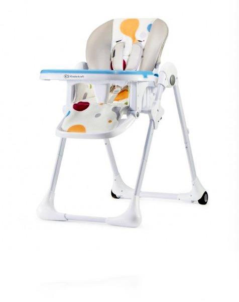 Крісло для годування Kinderkraft YUMMY колір MULTI