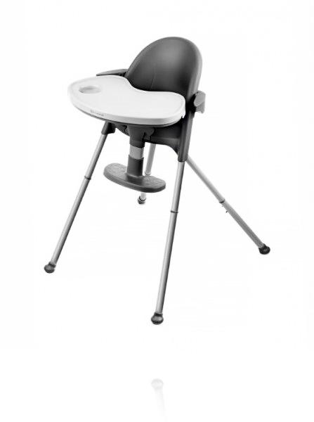 Крісло для годування Kinderkraft PINI колір Grey
