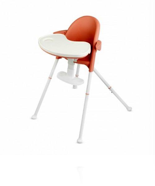 Крісло для годування Kinderkraft PINI колір Pink