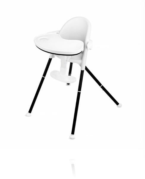 Крісло для годування Kinderkraft PINI колір White