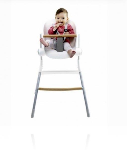 Крісло для годування Beaba Up & Down колір White
