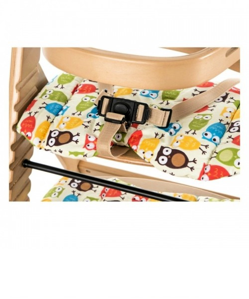 Стульчик для кормления Moby-System Woody цвет Natural