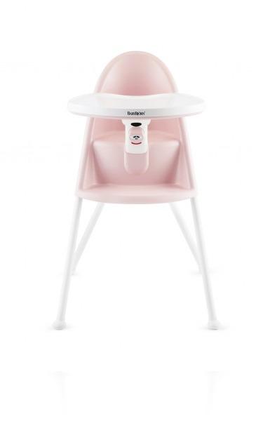 Крісло для годування BabyBjorn колір Light Pink