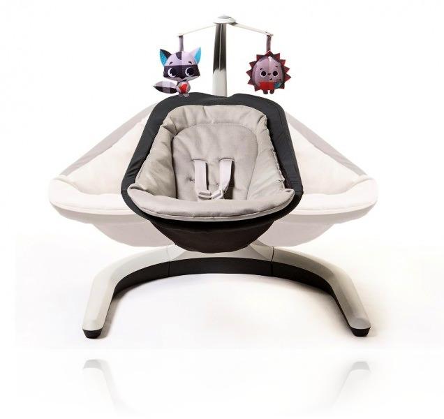 Кресло люлька 2в1 Tiny Love Natural Ruch