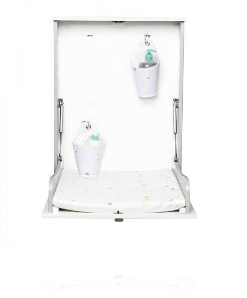Настенный столик для ухода за ребенком Babymoov