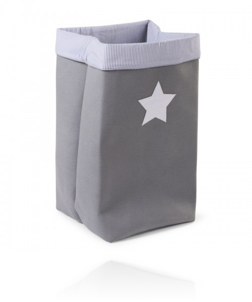Ящик для игрушек Child Wood цвет Grey Stripes
