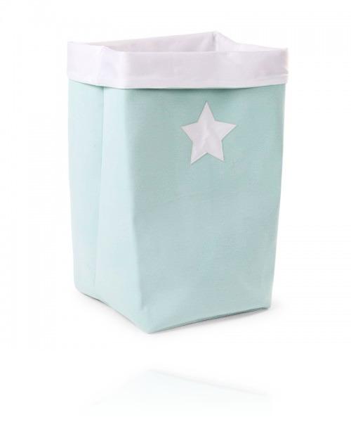 Ящик для игрушек Child Wood цвет Mint White
