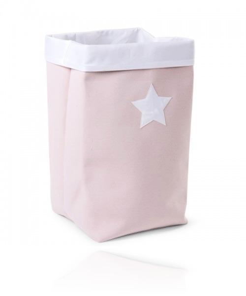 Ящик для игрушек Child Wood цвет Pink White