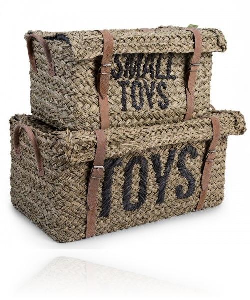 Корзины для хранения мелких вещей Childhome 2 шт.